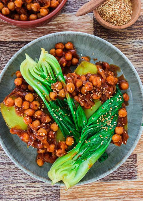 pak-choi-kartoffel-orientalische-kichererbsen